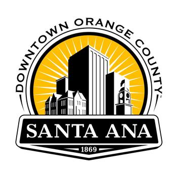 Santa Ana Utility Logo