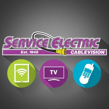 Service Electric Cablevision Logo