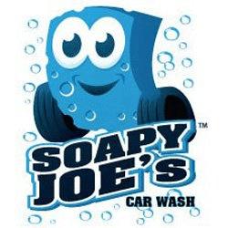 Soapy Joe's Car Wash Logo