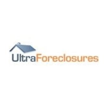 UltraForeclosures.com Logo