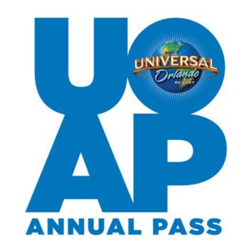 Universal Orlando Annual Pass Logo