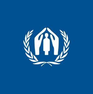 USA for UNHCR Logo
