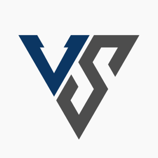 V Shred Logo