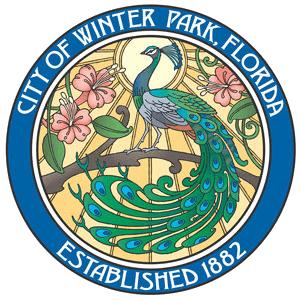 Winter Park Florida Utilities Logo